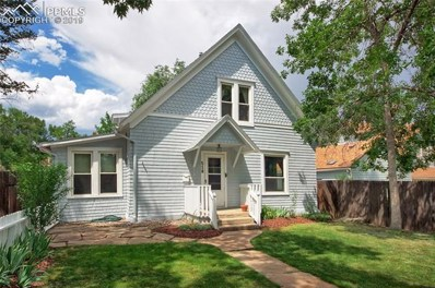518 W Platte Avenue, Colorado Springs, CO 80905 - #: 1847717