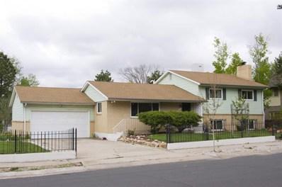 2502 Bennett Avenue, Colorado Springs, CO 80909 - MLS#: 1870084