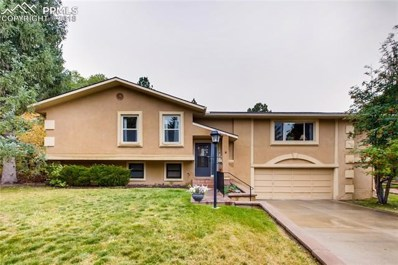 1165 Brittany Circle, Colorado Springs, CO 80918 - MLS#: 1880552