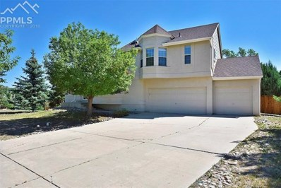 6085 Red Hill Circle, Colorado Springs, CO 80919 - MLS#: 1886365