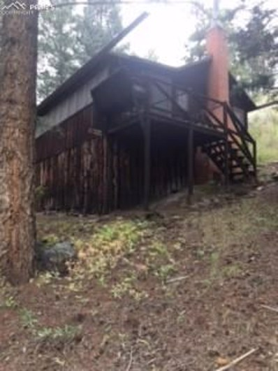 637 Crystola Canyon Road, Woodland Park, CO 80863 - MLS#: 1911031