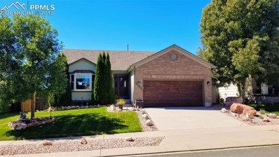 5153 Spotted Horse Drive, Colorado Springs, CO 80923 - MLS#: 1911597