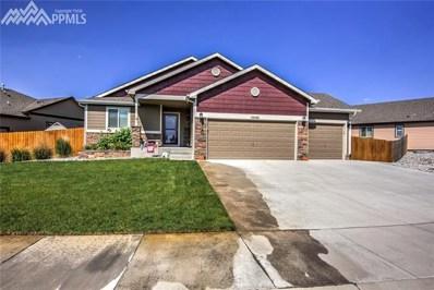 10561 Abrams Drive, Colorado Springs, CO 80925 - MLS#: 1949592