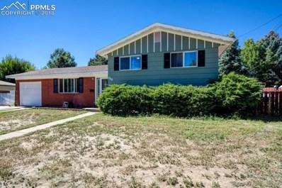 208 Bassett Drive, Colorado Springs, CO 80910 - MLS#: 1954304