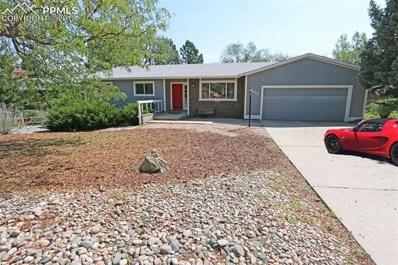 2453 Virgo Drive, Colorado Springs, CO 80906 - MLS#: 1988443