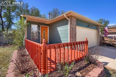 4758 Cassidy Street, Colorado Springs, CO 80911 - MLS#: 1991001