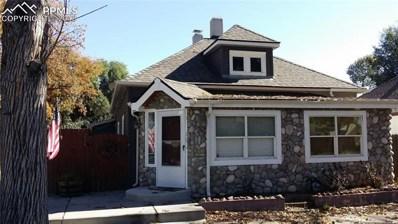 215 N 23rd Street, Colorado Springs, CO 80904 - MLS#: 1996283