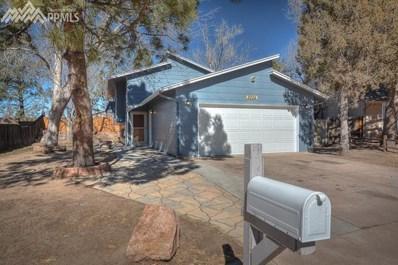 3024 N Moonbeam Circle, Colorado Springs, CO 80916 - MLS#: 2011866