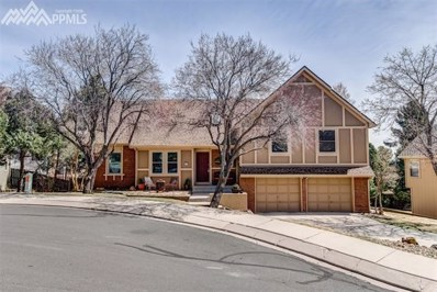 930 Flying Eagle Place, Colorado Springs, CO 80919 - MLS#: 2012102
