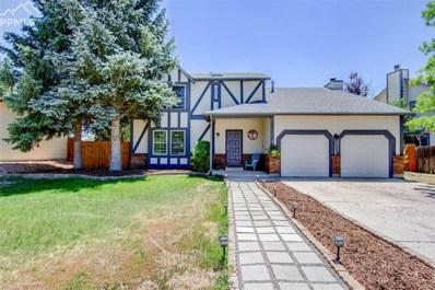 2333 Langholm Drive, Colorado Springs, CO 80920 - MLS#: 2026364