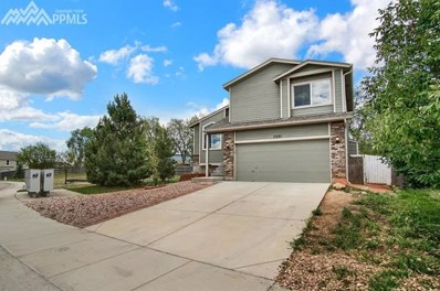 7271 Araia Drive, Fountain, CO 80817 - MLS#: 2041631