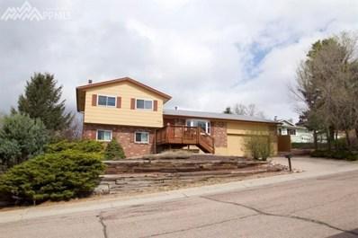 5408 Escondido Court, Colorado Springs, CO 80918 - MLS#: 2048605