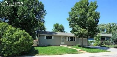 3702 Windflower Circle, Colorado Springs, CO 80918 - MLS#: 2055666