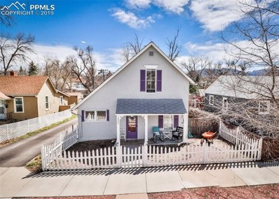 1009 E Platte Avenue, Colorado Springs, CO 80903 - MLS#: 2066646