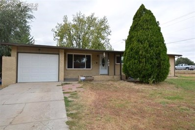 102 Cornell Street, Colorado Springs, CO 80911 - MLS#: 2070408
