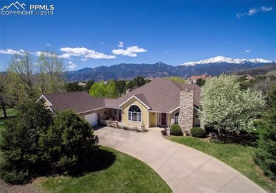 1815 Coyote Point Drive, Colorado Springs, CO 80904 - MLS#: 2081229