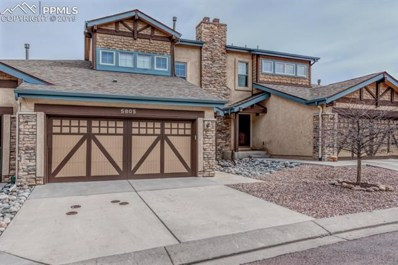 5805 Canyon Reserve Heights, Colorado Springs, CO 80919 - MLS#: 2090334