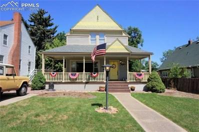 811 Bonfoy Avenue, Colorado Springs, CO 80909 - MLS#: 2113733