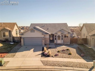 4154 Round Hill Drive, Colorado Springs, CO 80922 - MLS#: 2116909