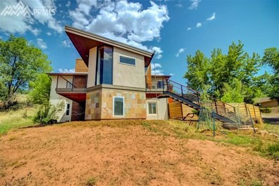 118 Via San Miguel, Manitou Springs, CO 80829 - MLS#: 2121779