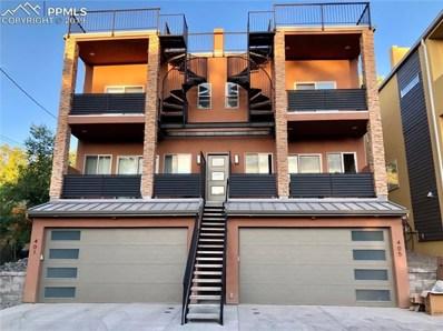 405 N Chestnut Street, Colorado Springs, CO 80905 - #: 2124617