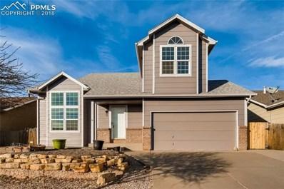 4930 Beechvale Drive, Colorado Springs, CO 80916 - MLS#: 2126605