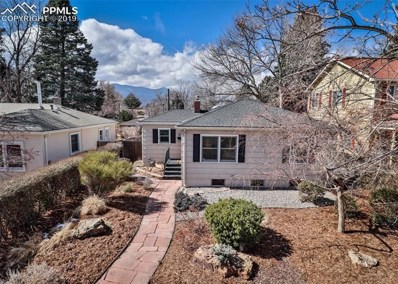 818 N Sheridan Avenue, Colorado Springs, CO 80909 - MLS#: 2127463