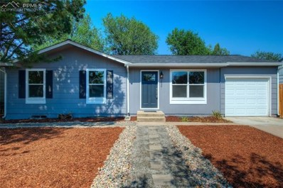2530 Cather Avenue, Colorado Springs, CO 80916 - MLS#: 2130496