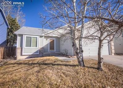 2725 Warrenton Way, Colorado Springs, CO 80922 - MLS#: 2131600