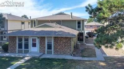 4882 Sonata Drive UNIT C, Colorado Springs, CO 80918 - MLS#: 2132945