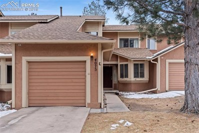 4075 Autumn Heights Drive UNIT E, Colorado Springs, CO 80906 - MLS#: 2141952
