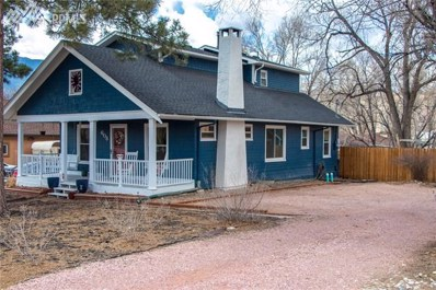 608 N 24th Street, Colorado Springs, CO 80904 - MLS#: 2159063