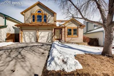 6353 Fall River Drive, Colorado Springs, CO 80918 - MLS#: 2164321