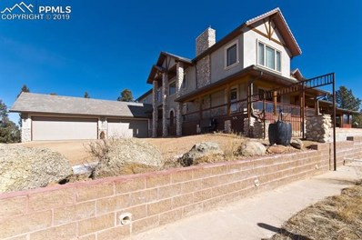 W Highway 24 Highway, Florissant, CO 80816 - MLS#: 2168325