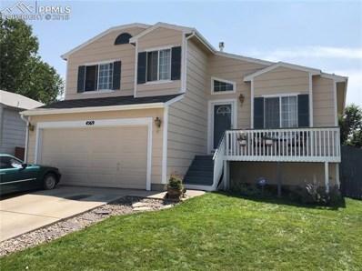 4569 Tetman Lane, Colorado Springs, CO 80916 - MLS#: 2174235