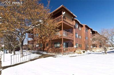 2450 Palmer Park Boulevard UNIT 203, Colorado Springs, CO 80909 - MLS#: 2180009