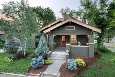 1326 E Platte Avenue, Colorado Springs, CO 80909 - MLS#: 2181462