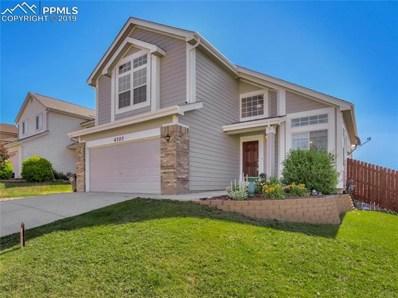 4707 Laramie Sky Drive, Colorado Springs, CO 80922 - MLS#: 2184803