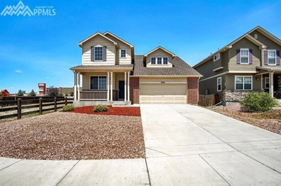 7818 Notre Way, Colorado Springs, CO 80951 - MLS#: 2187297