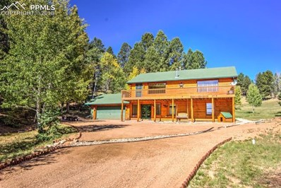 185 Pamona Lake Drive, Divide, CO 80814 - MLS#: 2190219