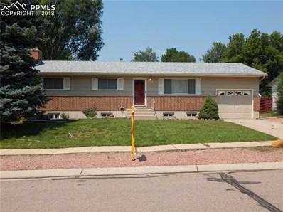 1546 Sanderson Avenue, Colorado Springs, CO 80915 - MLS#: 2191154