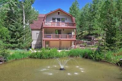 6250 Waterfall Loop, Manitou Springs, CO 80829 - MLS#: 2205795