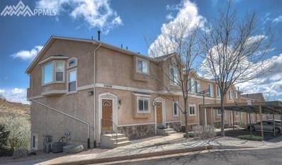 1415 Madison Ridge Heights UNIT E, Colorado Springs, CO 80904 - MLS#: 2207817