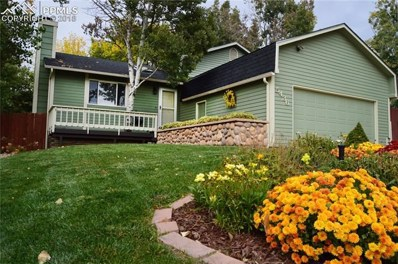 5436 Country Heights Drive, Colorado Springs, CO 80917 - MLS#: 2208850