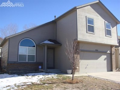 9331 Cormorant Drive, Fountain, CO 80817 - MLS#: 2219610