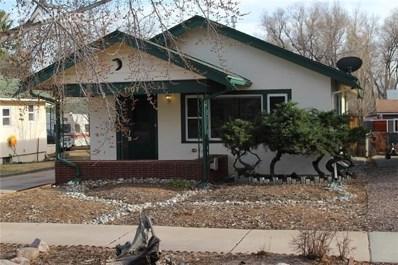 1107 E Willamette Avenue, Colorado Springs, CO 80903 - MLS#: 2222365