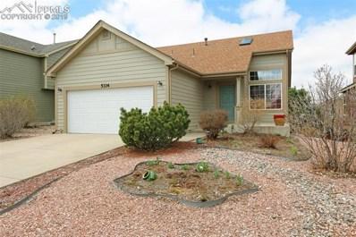 5334 Gentle Wind Road, Colorado Springs, CO 80922 - MLS#: 2225871
