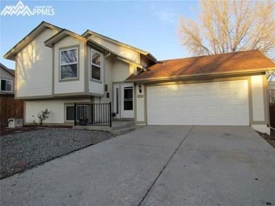 825 Tammany Drive, Colorado Springs, CO 80916 - MLS#: 2226109