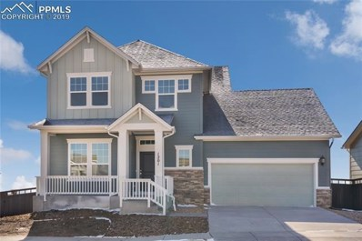 1201 Lady Campbell Drive, Colorado Springs, CO 80905 - MLS#: 2233825