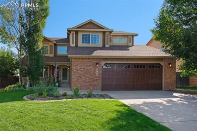 8945 Chetwood Drive, Colorado Springs, CO 80920 - MLS#: 2238900